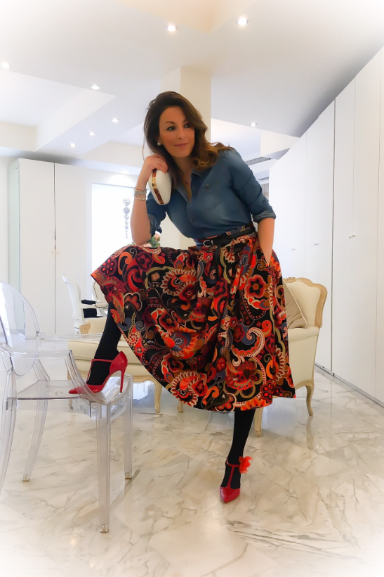 #giadacurtiskirtcollection
